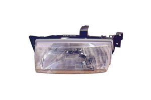 Depo 331-1126L-AS Mercury Tracer Driver Side Replacement Headlight Assembly