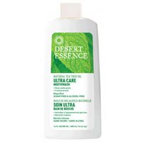 Desert Essence Tea Tree Oil Ultracare Mouth Wash