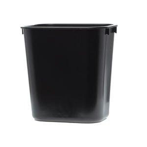 Rubbermaid Waste Basket Black 13Qt by Retail Resource