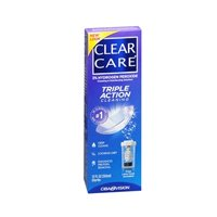 Ciba Clear Care Solution Size 12 Oz Ciba Clear Care Conta...