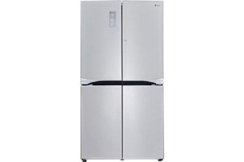 Amerikanischer Kühlschrank Freistehend : Lg glc sc amerikanischer kühlschrank freistehend silberfarben