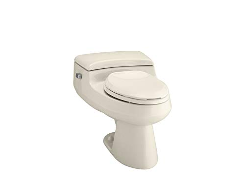 KOHLER K-3597-47 San Raphael Comfort Height Pressure IIte 1.0 GPF Elongated Toilet