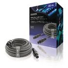 Sweex Speaker Cable Speaker 2-Pin Female - Speaker 2-Pin Female 20.0 m Dark Grey [SWOP16000E200]