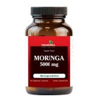 Futurebiotics Moringa, Veggie Caps - 60 Ea, Pack of 2