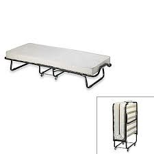 Luxor Folding Bed - White (Twin) by Luxor