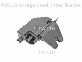 BMW 51-24-7-840-617 Trunk Lid Lock, with Micro S