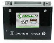 Replacement For Xtreme Xta24hlbs Battery Battery By Technical Precision
