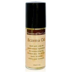 Baby / Child The Homestead Company Eczema Oil (Deep Skin Penetrating Extra Protection Emu And Kukui Nut Oil ) Infant