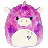 Squishmallow Limited Edition Unicorn with Heart! Great for Anniversary or Proposal Original Kellytoy Happy Lovers Edition 8