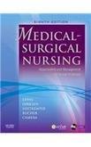 Medical Surgical Nursing textbook, workbook and CD set