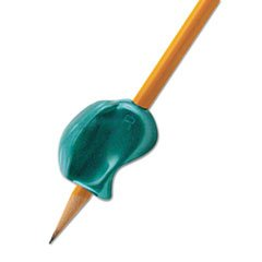 The Pencil Grip, Inc. TPG17712 The Crossover Grip, 1.5 in. , Assorted, 12 per Pack by The Pencil Grip