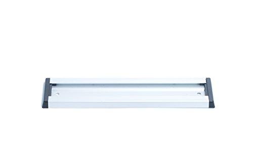 Aluminium Wandschiene für Toolflex Werkzeughalter Gerätehalter 20 cm lang inkl. Befestigungsmaterial