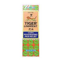Tiger Balm Liniment 2 ounces (PACK of 5) by Tiger Balm