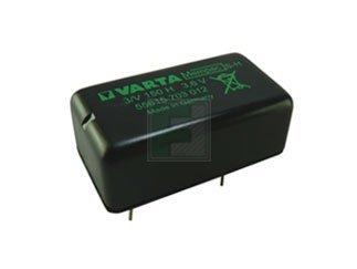 3.6V 150mAh Button Cell VARTA 55615703012 NIMH Battery