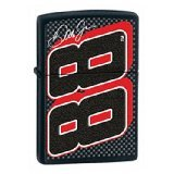 Zippo Dale Earnhardt Jr. Black Pocket Lighter