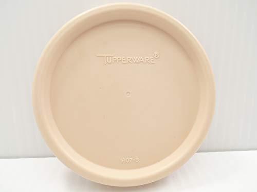 Tupperware 1607 Modular Mates Round Replacement Lid Seal Pale Pink/Cream -  Tupperware 1607 Pink