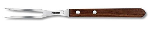 Victorinox 40417 Cooks Fork 12-1/2'' wood handle
