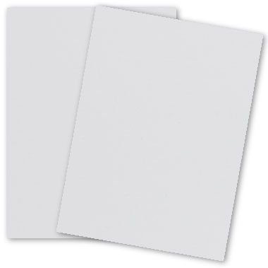 Plike White 8-1/2-x-11 Lightweight Multi-use Paper 25-pk - 140 GSM (95lb Text) PaperPapers Letter size Everyday Paper - Professionals, Designers, Crafters and DIY Projects by Paper Papers
