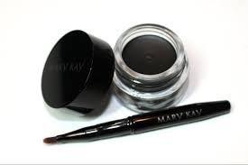 Mary Kay Gel Eyeliner Jet Black with Expandable Brush