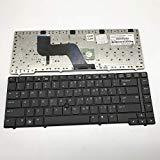 Sierra Blackmon Original New US Layout Notebook Keyboard for HP Elitebook 8440P 8440W Series with pointer ()