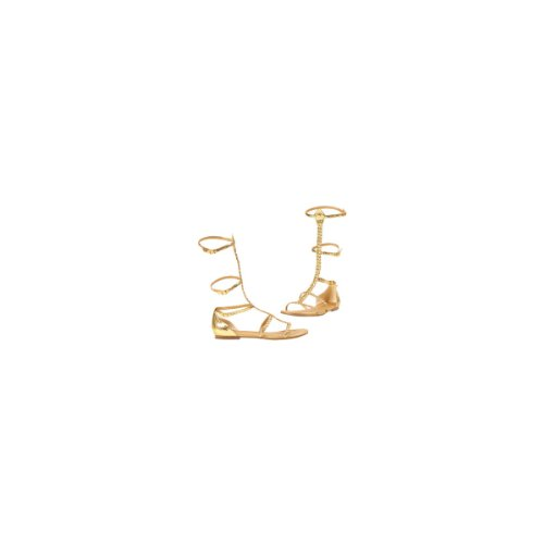 Cairo Adult Costume Shoes - Size 8 ()
