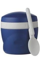 Thermos Double Snack Collapsible Spoon