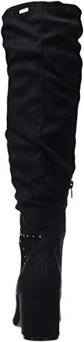 antil il Nero Donna Negro ginocchio sopra Stivali C35442 57400 Mtng q10g70
