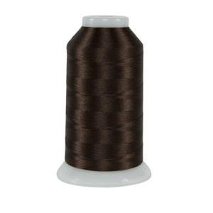 Superior Threads - Magnifico Trilobal Polyester Thread #2189 Chocolate Rain 3,000 Yds.