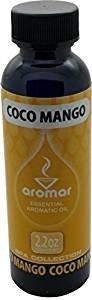 Aromar Coco Mango Aromatic burning Oil (2 Oz Bottle)