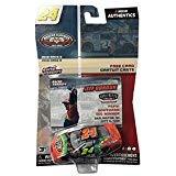 (NASCAR Authentics Jeff Gordon #24 Diecast Car 1/64 Scale - 2018 Wave 9 with Collector Card - NASCAR Classics -)