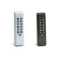 - Linear 212ILM-BZ LLC Indoor/Outdoor Mullion Mount Weather Resistant Keypad, Bronze, 1.71