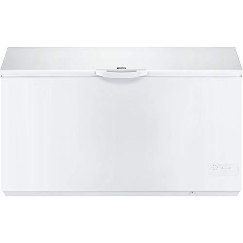 Zanussi ZFC51400WA Arcón congelador Ecotech+, Capacidad 500 Litros, Easylid, 3 cestos, Alarma luminosa, Mandos en el…