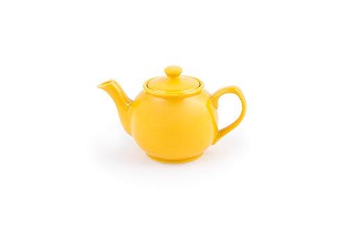 Fox Run Brands 39854COM Earthenware Teapot, 6 Cup, ()