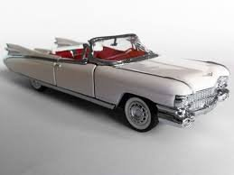 Franklin Mint Collectables (1/43 Scale 1959 Cadillac Eldorado Convertible by the Franklin Mint)