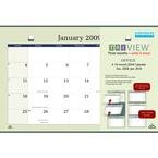 Office 2009 Tri-view View 2009 Wall Calendar