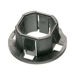 Arlington 4404 Plastic, 1-1/12-Inch Snap-In Bushings for Knockouts, 25-Pack