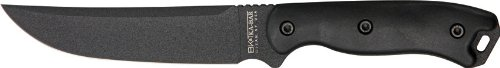 Ka-Bar Becker Knife with Trailing Point, Short, Outdoor Stuffs