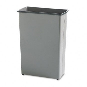 - Safco® Square and Rectangular Fire-Safe Wastebaskets WASTEBASKET,22G,RECT,CCL (Pack of2)