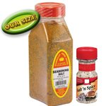 Marshalls Creek Spices Seasoning, Garlic Salt, XL Size, 36 Ounce
