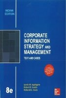 Corporate Information Strategy And Management: Tex