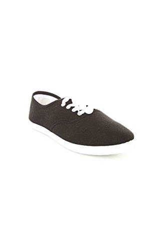 negro Classic 's Tennis Canvas Women Shoes Soho Sneaker Shoes tOgzwwq8