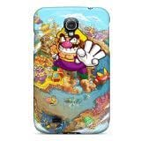 Case Cover Bad Wario/ Fashionable Case For Galaxy S4 by lolosakes