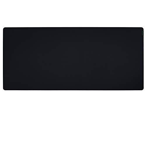 Razer Gigantus V2 3XL - Alfombrilla suave gaming para ratón (óptima rapidez y control, medidas 1200 x 550 x 4 mm grosor, goma antideslizante, tela texturizada de microtejidos) negro