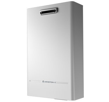 Calentador a gas Ariston Next Outdoor 16 metano: Amazon.es ...