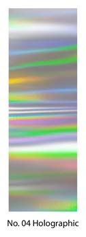 Moyra Magic Foil Set of 8 Colors (Silver/Gold/red/Blue/Holographic/Copper/Pink/Rosegold