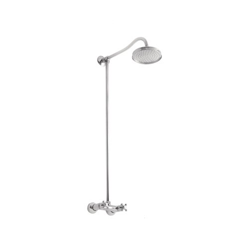 Hansgrohe Closeout 06131820 Retroaktiv Swing Showerpipe Shower - Retroaktiv Faucet Shower Hansgrohe