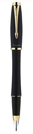 att Black GT Fountain Pen SM50180036 (Matt Black Fountain Pen)