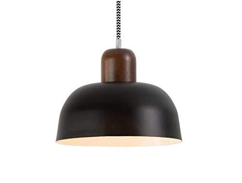 Vintage Chandeliernordic Revendeurs simples modernes de la tête des lumières Lampes Restaurant Bar Smchandelier, 30  150 cm A ++ (Couleur  Noir)