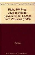 Rigby PM Plus: Individual Student Edition Sapphire (Levels 29-30) Escape From Vesuvius ebook