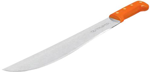 Truper 15884 Tapered Steel Blade Machete with Molded Handle, 16-Inch by Truper (Image #1)